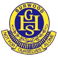 Burwood Girls High School Croydon